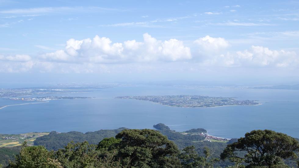 大根島について